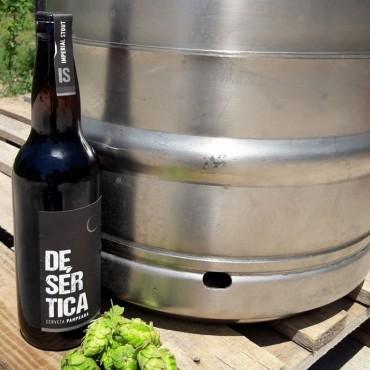 Hacen cerveza y plantaron lúpulo