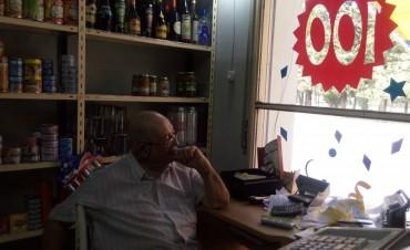 """""""El Sirio"""" cumple 100 años: entrevista a Aldo Dayup"""