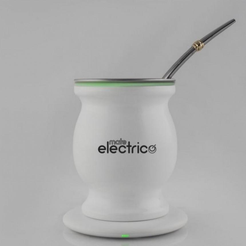 Cómo nació el mate eléctrico que no se enfría