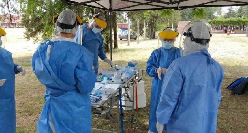 COVID-19: 68 nuevos diagnósticos positivos en La Pampa