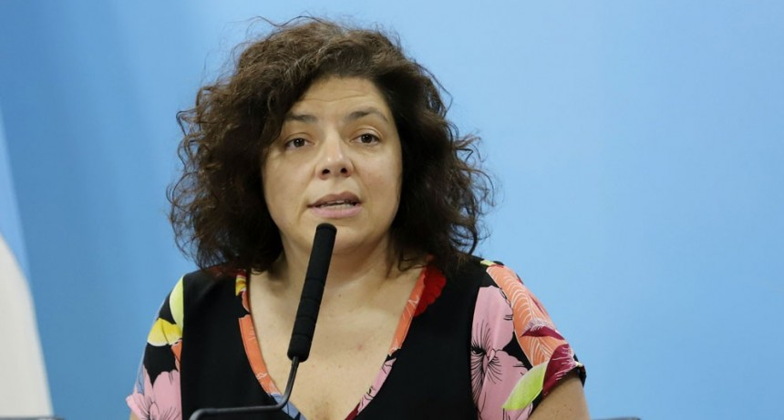 Carla Vizzotti es la nueva ministra de Salud