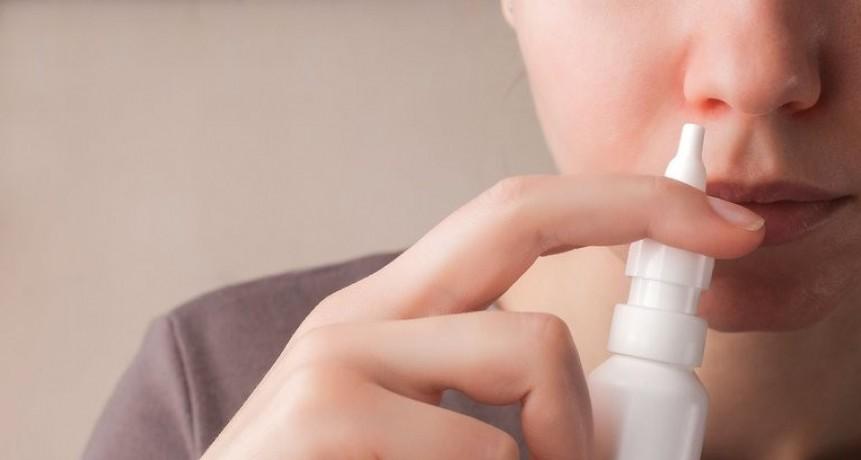 Un aerosol nasal israelí redujo la infección por COVID-19 en un 78 por ciento