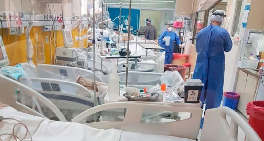 Reconvirtieron el área de clínica quirúrgica en el Hospital Lucio Molas