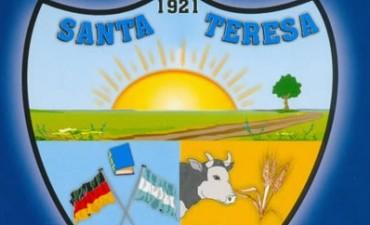 SANTA TERESA Y SU BUEN MOMENTO