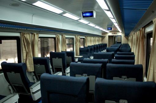 Se pone en marcha el tren Buenos Aires-Rosario
