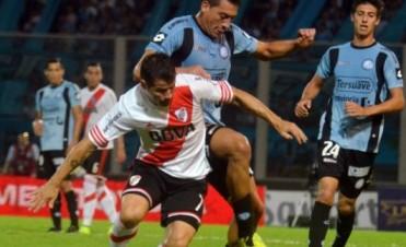 River despertó y liquidó el partido ante Belgrano