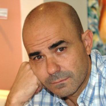 Eduardo Sacheri en Guatraché