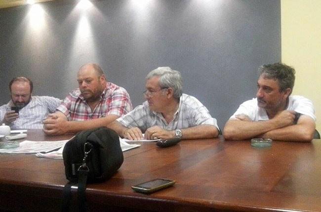 Preocupación de los intendentes radicales por la situación económica