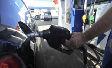 Los combustibles volvieron a subir en la madrugada de hoy.