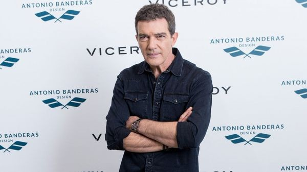 El actor español tuvo que recibir atención médica por problemas cardíacos
