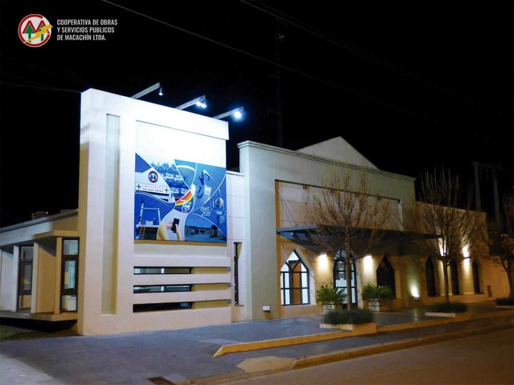 La Cooperativa de Macachín construirá nueva enfermería
