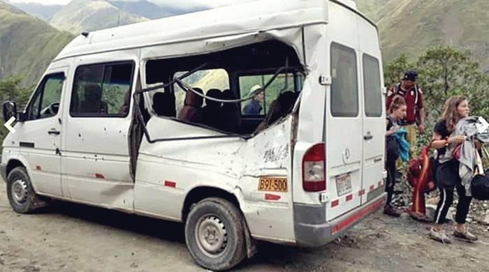 La tragedia ocurrió en Cusco