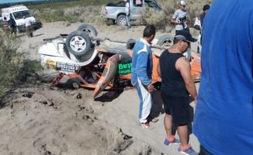 Tragedia en el Rally de Roca