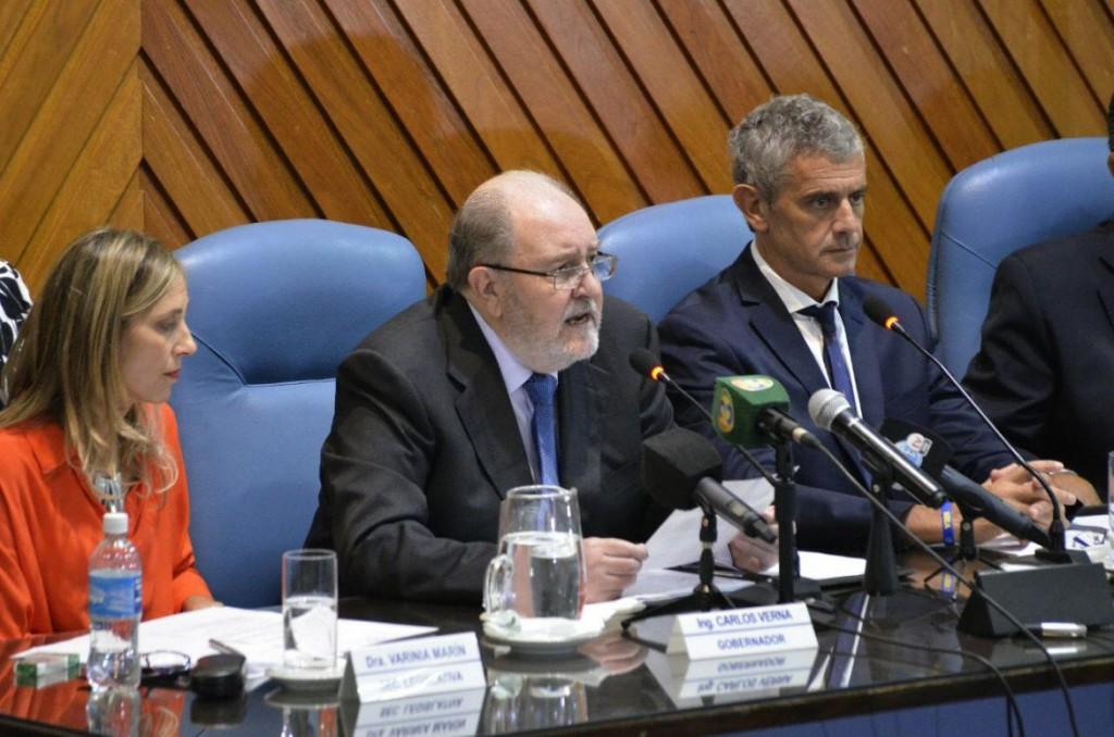 El Gobierno provincial envió la ley para el pase a planta de 1545 contratados