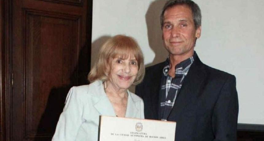 Falleció la actriz argentina Beatriz Taibo