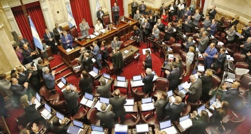 Cuántos empleados tienen los tres senadores pampeanos