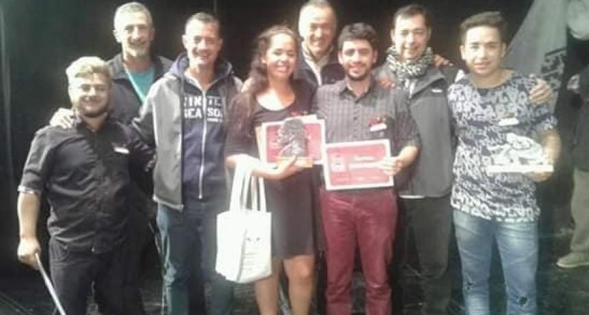 Delegación pampeana participó de Certamen Nacional de Canto