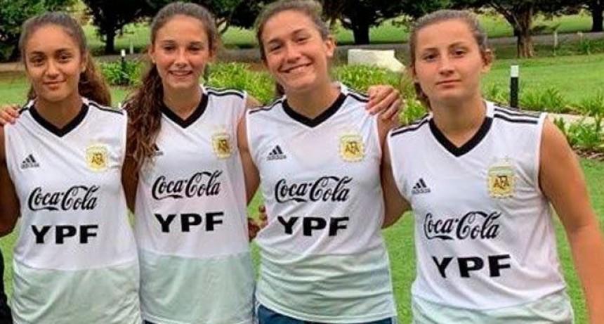 Una futbolista juvenil pampeana fue convocada para la Selección Nacional