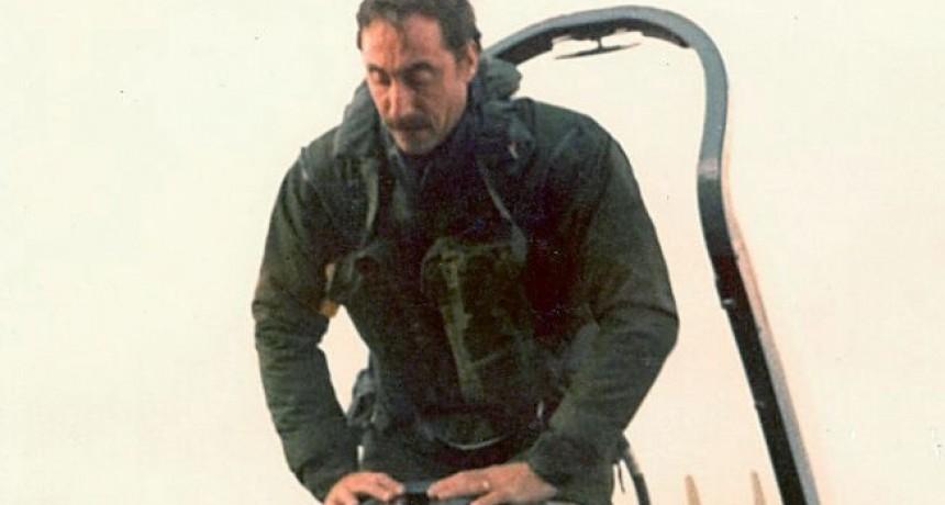 Homenajearán al piloto de Macachín que hundió al Sheffield