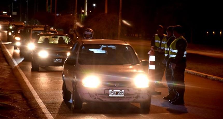 Varios demorados en Pico y Santa Rosa por violar la cuarentena