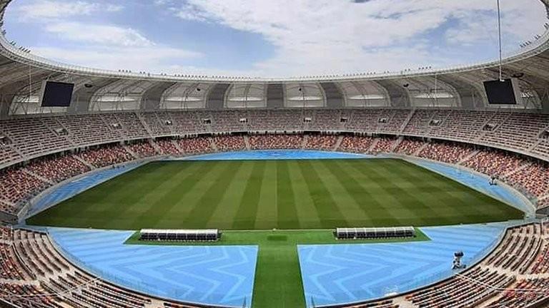 El imponente estadio de $1.500 millones que se inauguró en Santiago del Estero para la final entre River y Racing