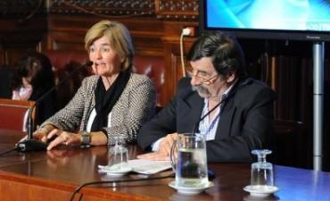 MARIA HIGONET SE HACE CARGO DE NUEVA COMISIÓN