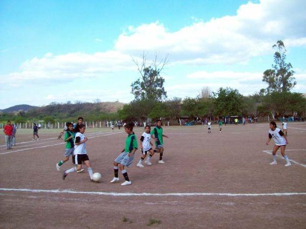 Torneo de fútbol femenino, este domingo en el Estadio Municipal