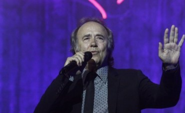 Suspenden recital de Joan Manuel Serrat