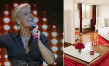 La visita fugaz de Xuxa a la Argentina para los 25 años de Telefe