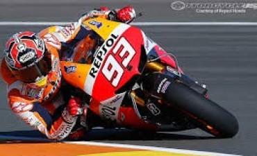 MotoGP | Dovizioso puso primera en el arranque de Austin