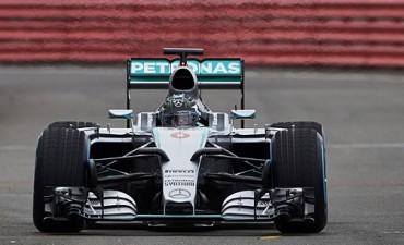 Formula 1 | Hamilton fue el más rápido en los ensayos en China