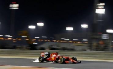 Ferrari y Mercedes marcaron el camino en los ensayos de Bahréin