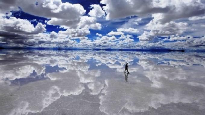 El Salar de Uyuni es el más grande de la tierra ?