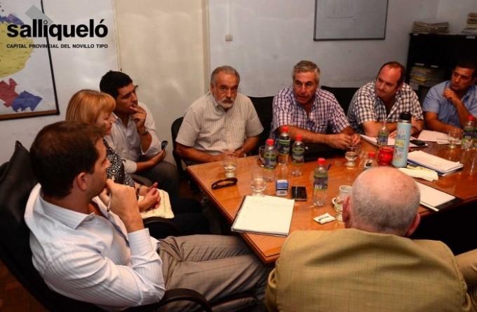 El Intendente de Salliqueló y su gabinete no percibirán el aumento salarial