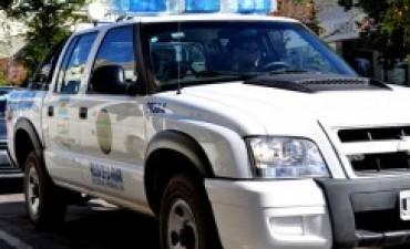 La Policía secuestró más de 13 kilos de marihuana