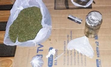 Secuestran marihuana en Miguel Riglos