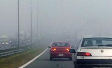 Un bonaerense creó un dispositivo que anula la niebla durante la noche