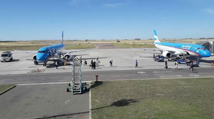 Comenzaron los vuelos directos entre Bahía Blanca y Córdoba
