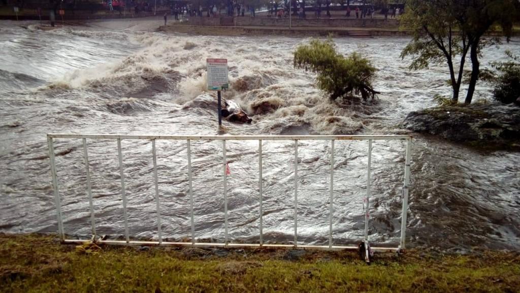 Problemas y evacuados por el temporal en varias provincias