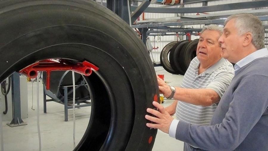 La fábrica de neumáticos que se instaló en La Pampa y anunció plan de expansión