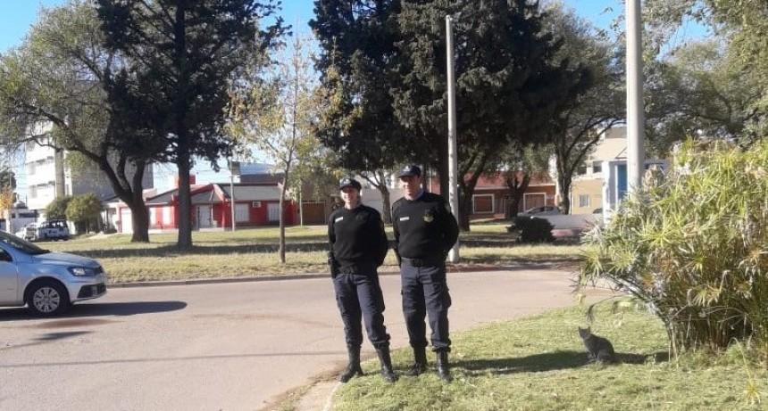 La Policía pampeana cambió el color del uniforme