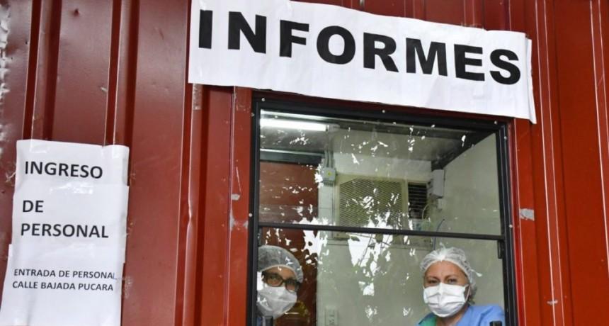 Salud ya no informa cuántos casos sospechosos de coronavirus hay en La Pampa
