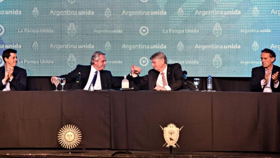 «Argentina Hace»: Ingresan anticipos financieros a Municipios