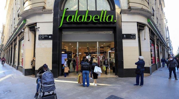 Falabella cierra sus últimas tres sucursales en Argentina