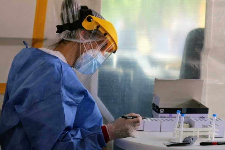 COVID-19: 236 nuevos diagnósticos positivos y un fallecido en La Pampa