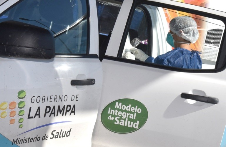 COVID-19: 234 nuevos diagnósticos positivos y 4 fallecidos en La Pampa