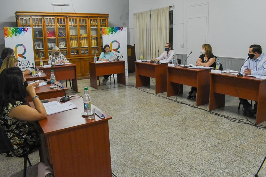 Concejales de la UCR de Realicó reclaman por las autonomías municipales