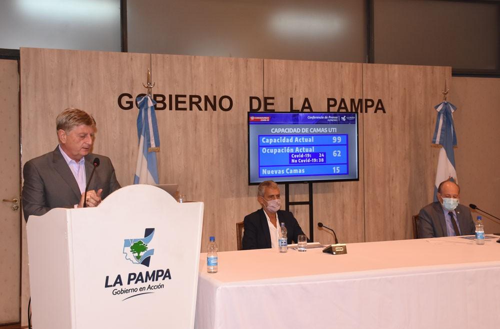 La Pampa restringe la circulación y prohíbe encuentros por 14 días