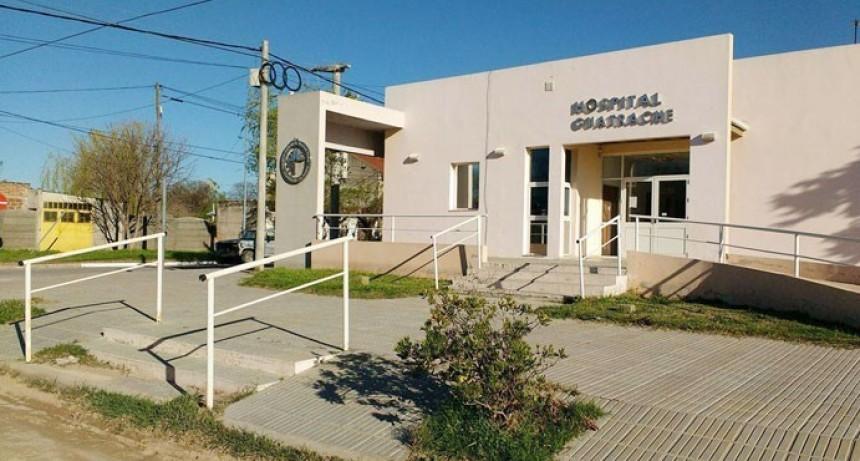 Suman recurso humano y tecnológico al hospital de Guatraché