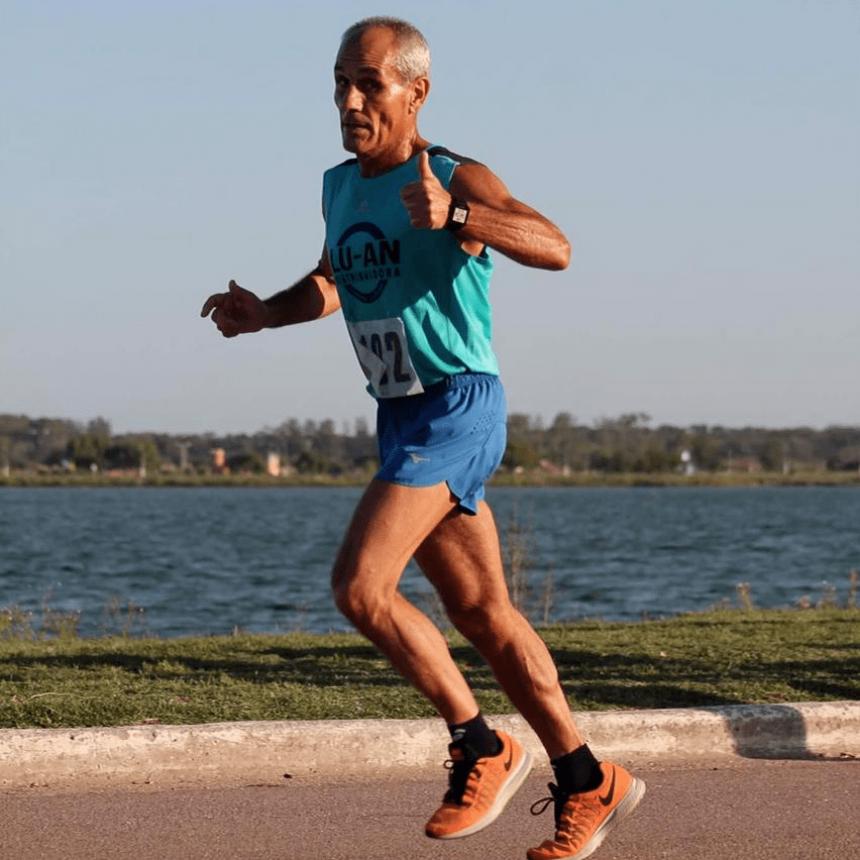 Bitácora de un corredor... Ezequiel Mendoza, deportista oriundo de Guatraché.